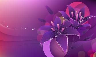 Screenshot of Purple Wallpapers