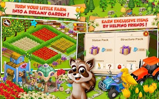 Screenshot of Little Farm: Happy Times