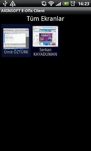 AKINSOFT Eofis Client