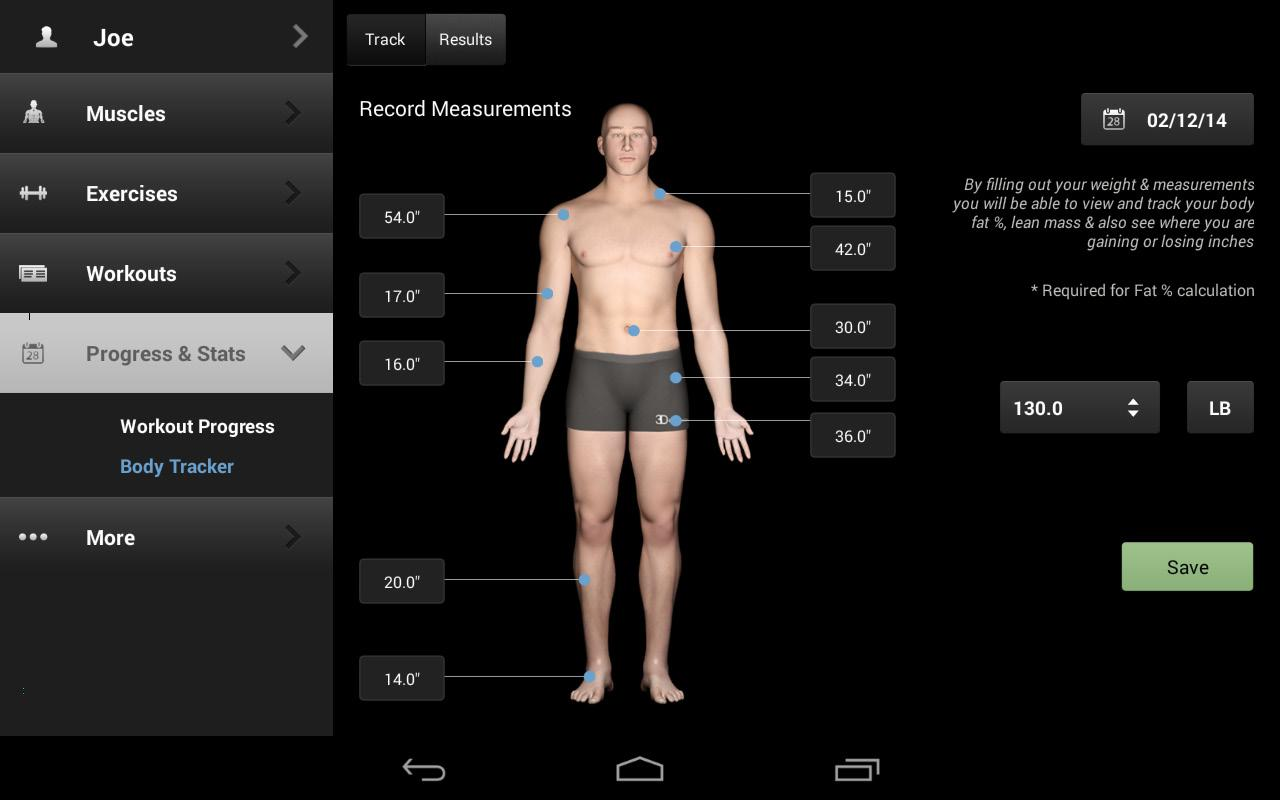 iMuscle 2 Screenshot 14
