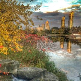 by Karim  Rawofi  - City,  Street & Park  City Parks