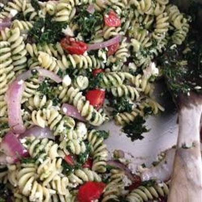 Greek Pasta Salad II