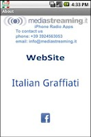 Screenshot of Italian Graffiati