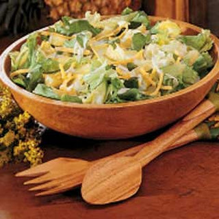 Hawaiian Green Salad Recipes