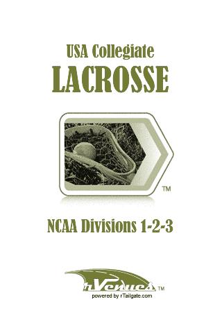 rVenue College Lacrosse Fields