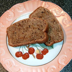 Low Fat Apple Bread