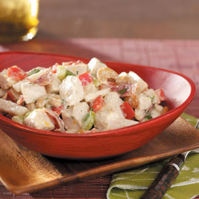 Southwest Crunch Chicken Salad