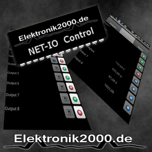 NET-IO-Control 工具 App LOGO-APP開箱王
