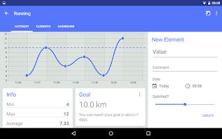 Screenshot of Trackthisforme