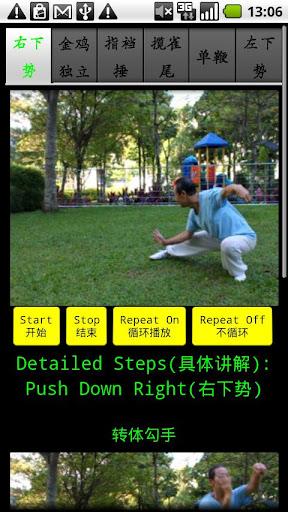 Yang TaiChi40-5 杨氏四十式太极拳5