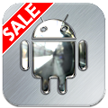 Free Download Silver Chrome Icon Pack APK for Samsung