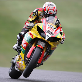 Hitting the power by Shane Worton - Sports & Fitness Motorsports ( bike, motorbike, racing, motorsport, race )