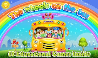 Screenshot of The Wheels On The Bus