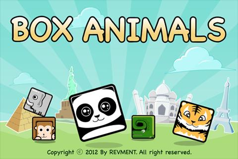 Box Animals
