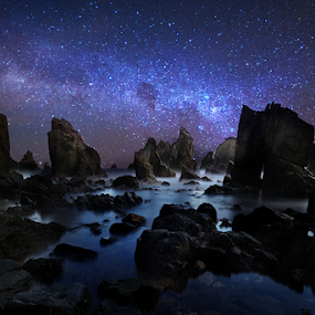 by Irwan Budiman - Landscapes Starscapes