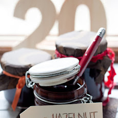 Hazelnut and olive oil chocolate spread