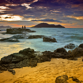 Batu Ballat by Dany Fachry - Landscapes Beaches ( beaches, west borneo, waterscape, indonesia, seascapes, landscapes )