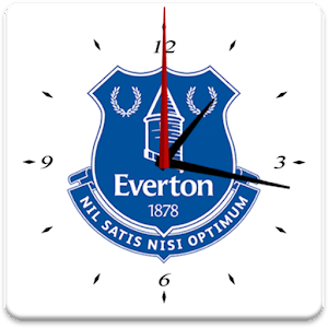 Everton FC Analog Clock