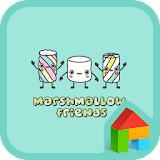 marshmallow friend dodol theme for ios