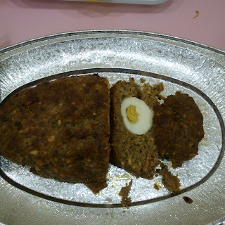 Indian Style Meatloaf