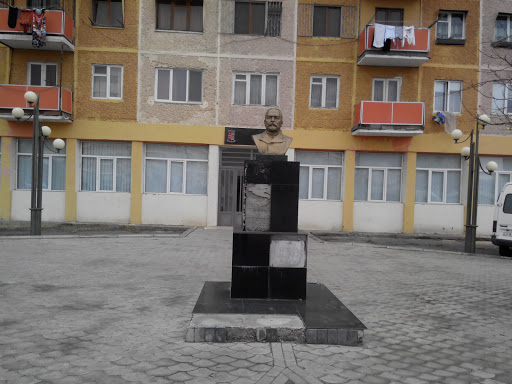 Rustavi Library Monument