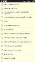 Screenshot of Hanefi Fıkıh Kitabı ihtiyar