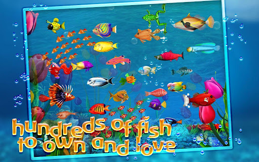 tap-fish for android screenshot