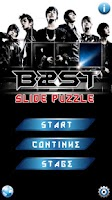 Screenshot of Beast ( B2st ) Slide Puzzle