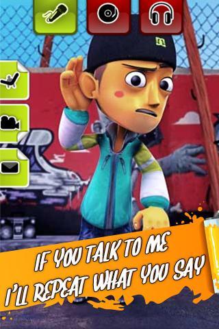 Talking Rapper Pro