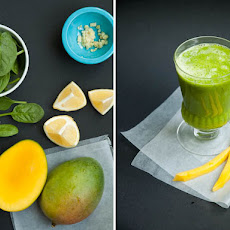 From the Blender: Lean Green Smoothie