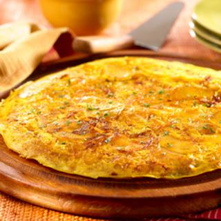 Spanish Omelette Breakfast Recipes