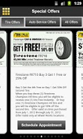 Screenshot of Tires Plus
