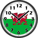 Wales Clock icon