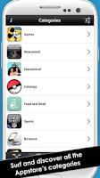 Screenshot of The AppStore