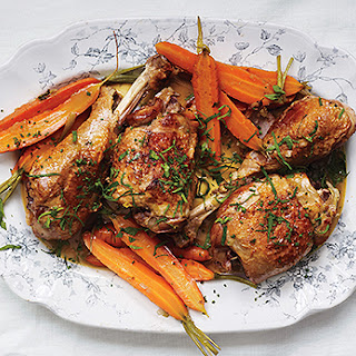 Braised Turkey Legs