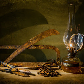 Tools by Luca Arșinel - Artistic Objects Still Life (  )