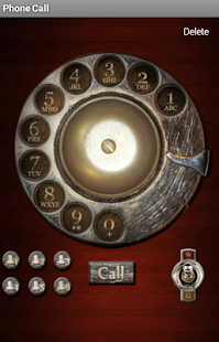 Retro Phone - screenshot