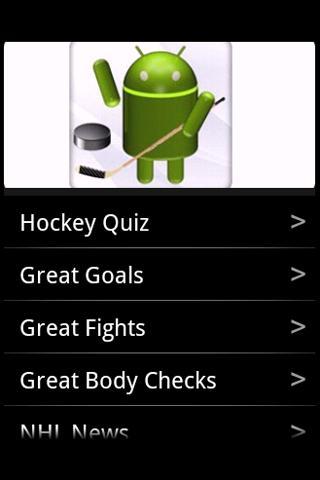 Hockey Fan App with Quiz FREE