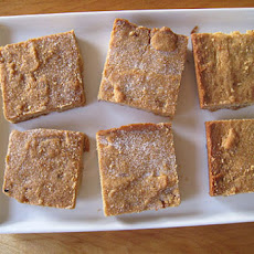 Brown Sugar Walnut Shortbread (Avery Wittkamp)