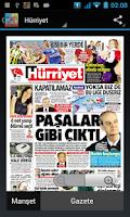 Screenshot of Gazetelik (Tüm Haberler)