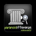 Monumenti/Paranoid Differences