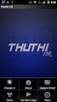 Screenshot of Thuthi FM