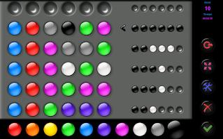 Screenshot of MasterMind Deluxe