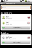 Screenshot of Locale Cell Plug-in