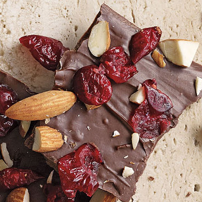 Karina Smirnoff's Chocolate Bark