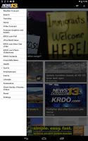 Screenshot of NewsChannel 13 KRDO.com