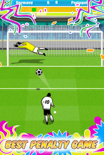 Penalty Soccer World Cup Game- screenshot thumbnail