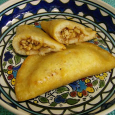 Ataif (Arab Filled Pancakes)