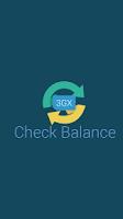 Screenshot of Check Balance