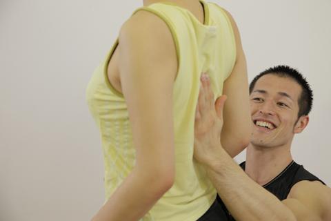 玩健康App|体の歪チェックで美姿勢に! ストレッチ#1免費|APP試玩